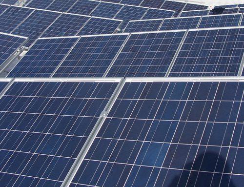 Instalación fotovoltaica de 1.050 kW conectada a la red