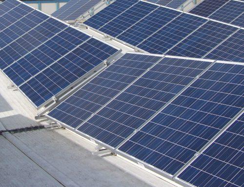 Instalación fotovoltaica de 750 kW conectada a la red