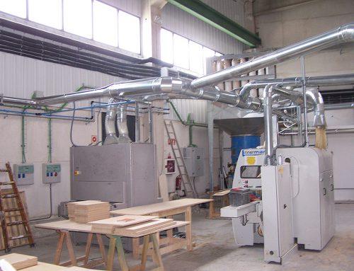 Aprovechamiento de residuos sólidos para uso energético en carpintería
