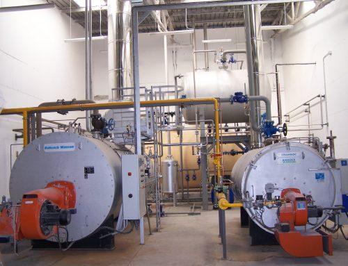 Instalaciones Industriales en KNAUF Zaragoza